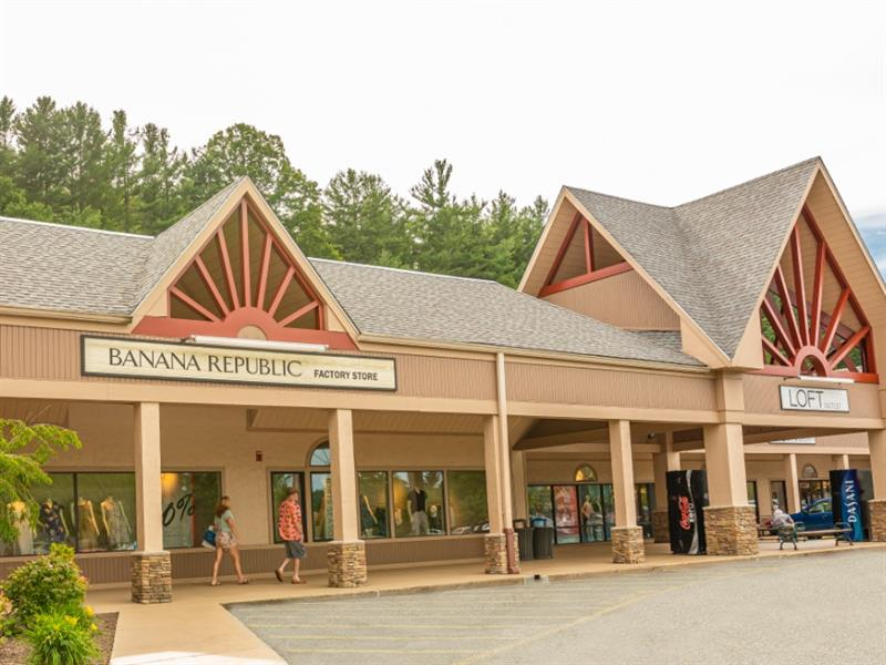 Tanger Outlets Blowing Rock Center Image #0