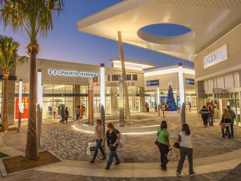 Tanger Outlets Daytona Beach Center Image #1