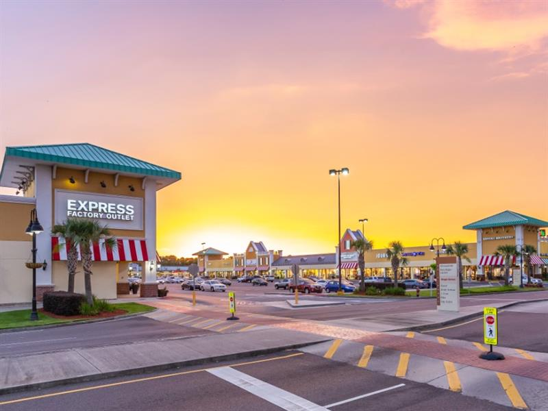 Tanger Outlets Gonzales Center Image #0