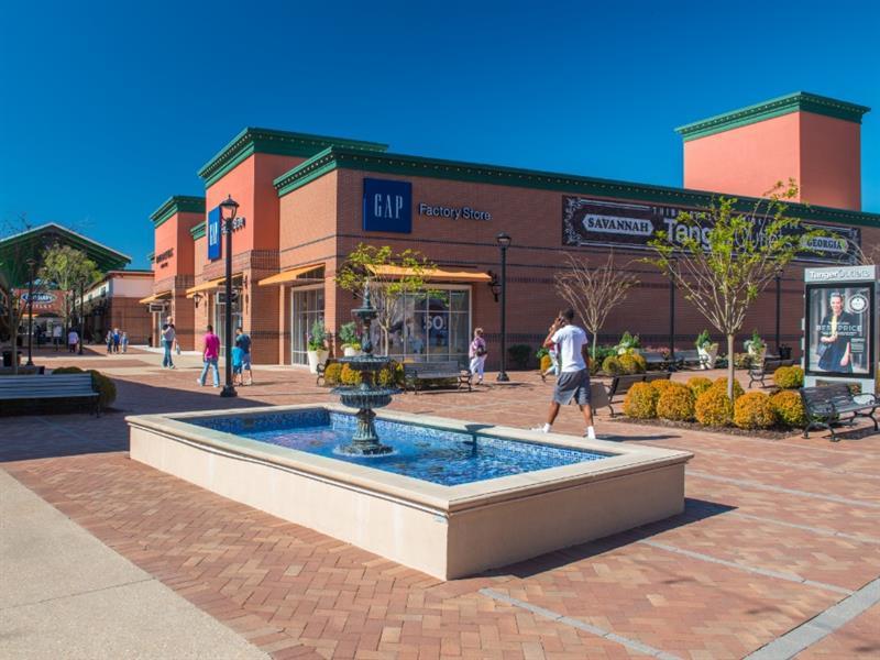 Tanger Outlets Savannah Center Image #1