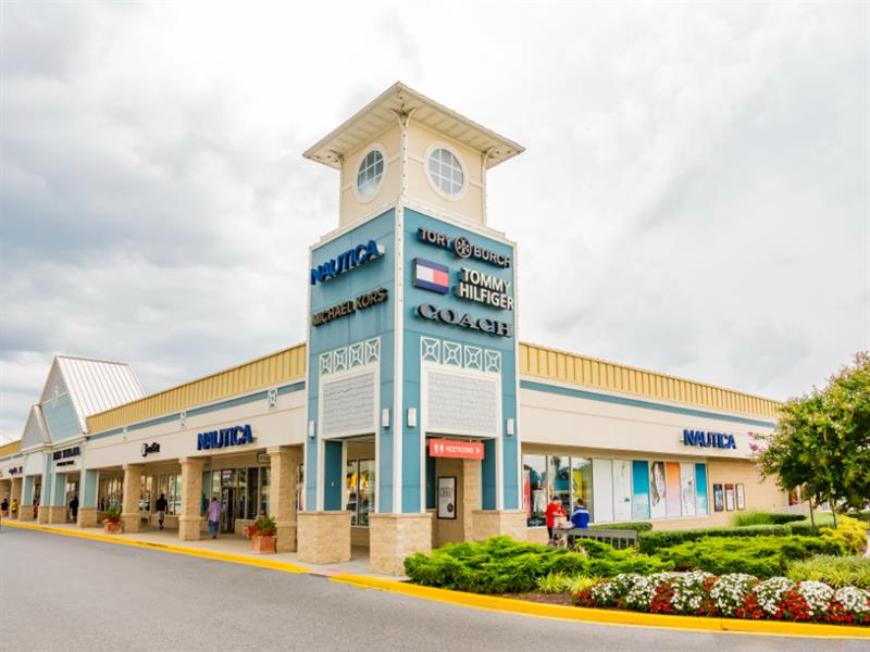 Tanger Outlets Rehoboth Beach Center Image #0