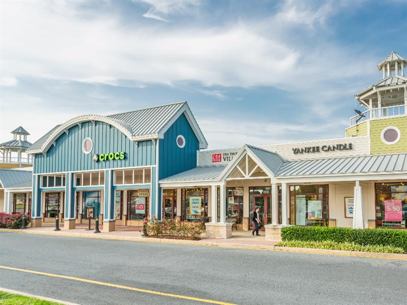 Tanger Outlets Rehoboth Beach Center Image #1